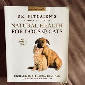 Complete Natural Guide for Dogs & Cats book